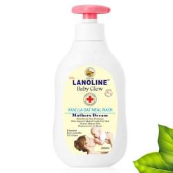 Baby Glow Gel Wash Vanilla Oat Meal – 1000ml