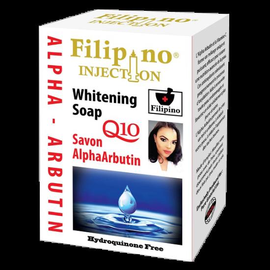Filipino Injection Alpha Arbutin Whitening Soap 160g
