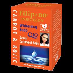 Filipino Injection Carrot & Kojic Acid Whitening Soap 160g