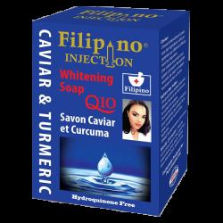 Filipino Injection Caviar & Turmeric Whitening Soap 160g