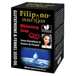 Filipino Injection Glutathione & Fennel Seed Oil Whitening Soap 160g