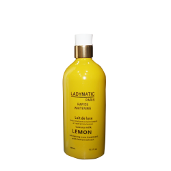 Paris Ladymatic Rapide Lemon Whitening Body Milk Lotion,