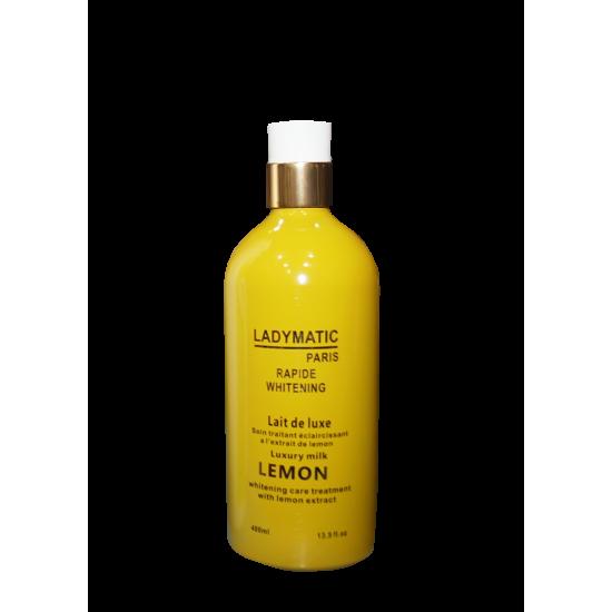 Paris Ladymatic Rapide Lemon Whitening Body Milk Lotion,