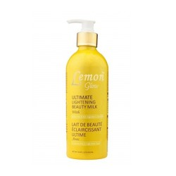 Lemon Glow Ultimate Lightening Beauty Milk