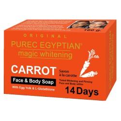 Purec Egyptian Magic whitening Carrot Soap – 160g