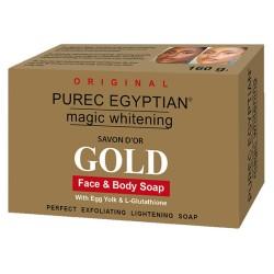 Pure Egyptian Magic whitening Gold Soap- 160g