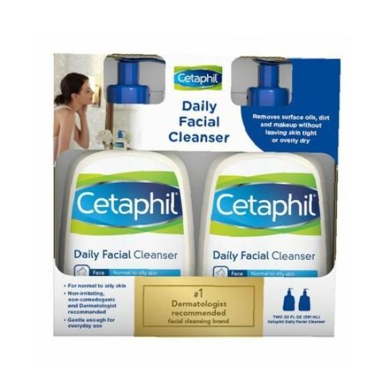 Cetaphil Cetaphil Daily Facial Cleanser(2pc)