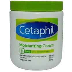 Cetaphil Intense Moisturizing Cream Body-Dry,Sensitive Skin-566g