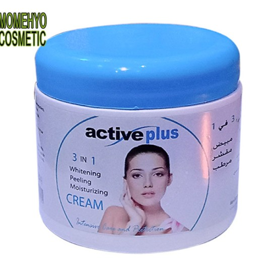 Active Plus 3 In 1 Cream Whitening 500 ml
