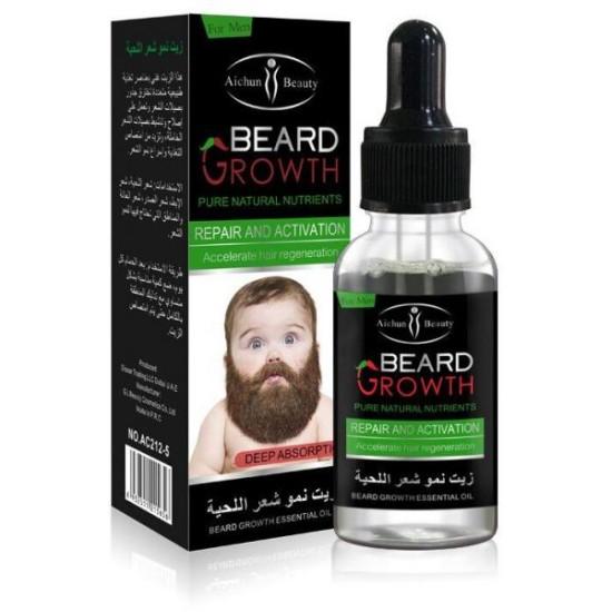 beard growth oil 30ml