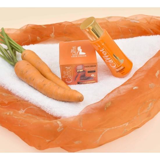 Pure Carrot Oil Base Face Cream