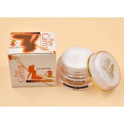 Pure Carrot Face Cream Kojic and Carrot oil Base