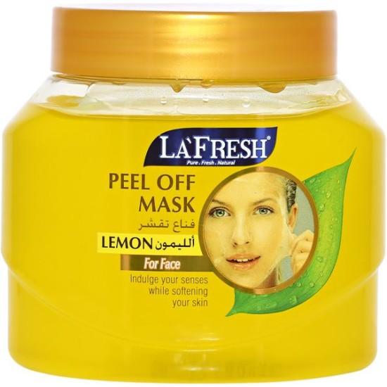 La Fresh Lemon Peel Off Mask, 500 ml