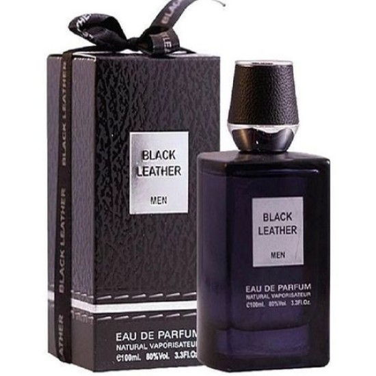 Fragrance World Black Leather Perfume For Men -= 100ml