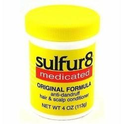 Sulfur8 Anti -dandruff Cream