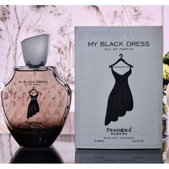 MY BLACK DRESS PENDORA