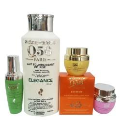 Q56Paris 5-in-1 elegance luxe skin lightening bundle