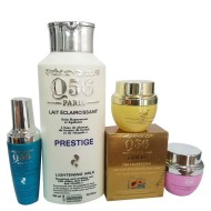 Q56Paris 5-in-1 Prestige skin lightening bundle