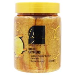 Bio Luxe Skincare Gold Exfoliating Scrub - 500 ml