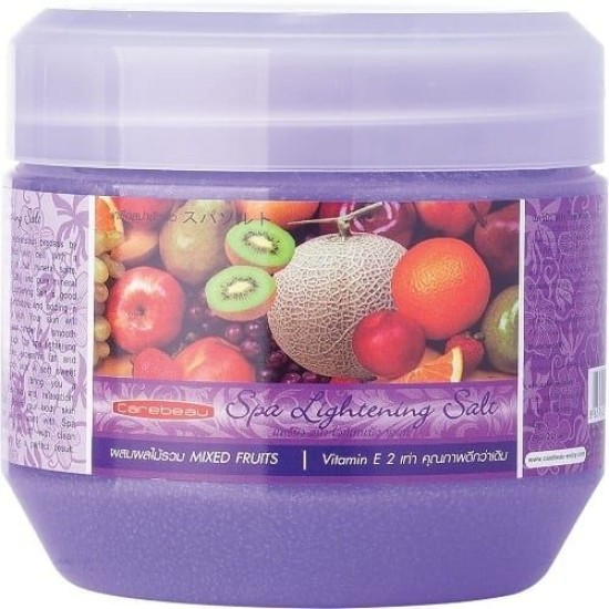 Carebeau Lightening Spa Salt - Mixed Fruits 700g