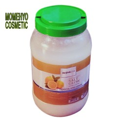 active plus smoothing salt glow tropical ked lemon