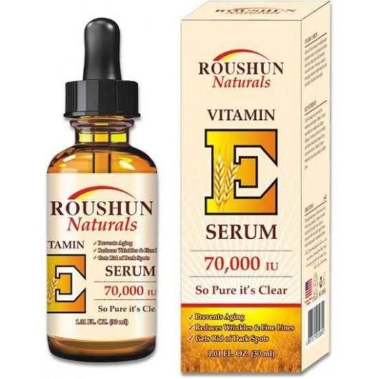 Roushun Naturals Vitamin E Oil 70,000