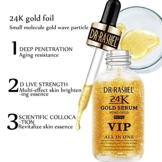 Dr Rashel 24k Gold Serum Vip