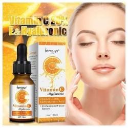 Lansiyi VITAMIN C + E Anti Aging Professional Facial Serum