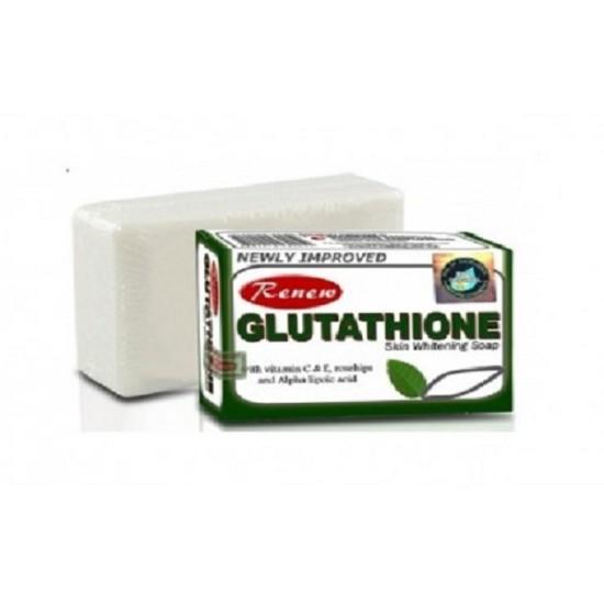 Renew Glutathione Skin Whitening Soap -135g
