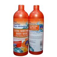 pure egyptian carrot shower gel