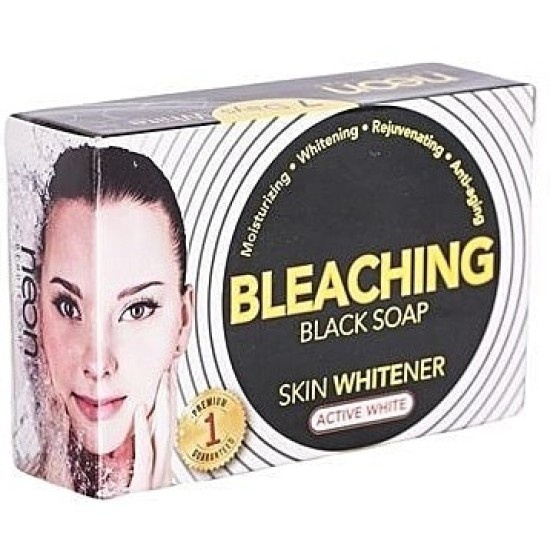 BLEACHING BLACK SOAP SKIN WHITENER