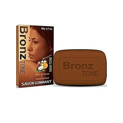 Bronztone Bronz Tone Exfoliating Soap With Cocoa Butter & Honey (6PCS)