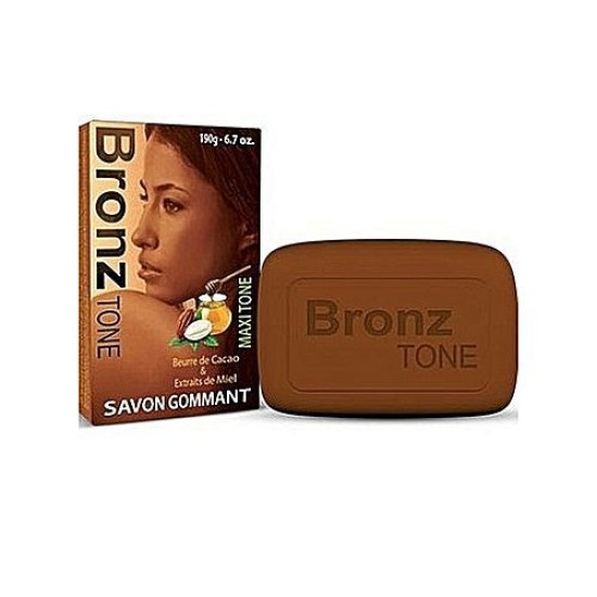 Bronze Tone Exfoliating Soap