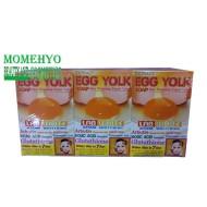 Egg Yolk Kojic Acid Soap Glutathione + C Whitening Face Skin Whiter in 7 Days