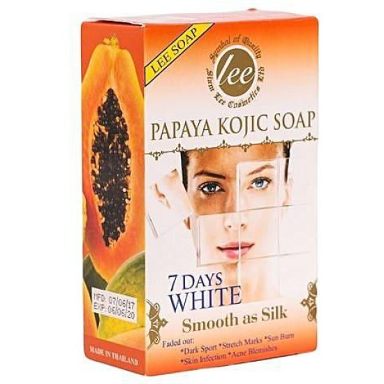 Tamarind Kojic Soap 7 Days White