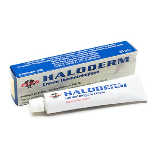 HALODERM DERMATOLOGICAL CREAM
