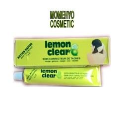 lemon clear Cream 50g
