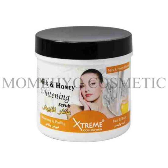 Xtreme Collection Whitening With Cucumber Face & Body Scrub