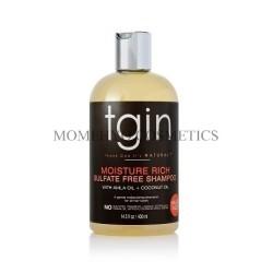 TGIN Moisture Rich Sulfate Free Babassu Oil Shampoo