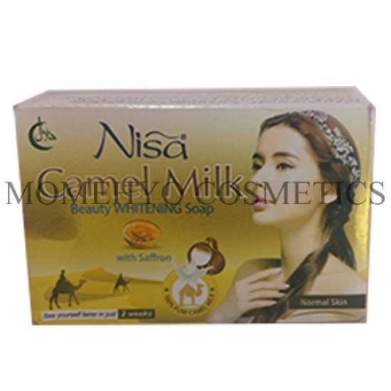 Nisa Camel Milk Beauty Whitening Soap normal skin 110gm