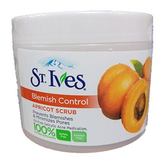 St Ives® Blemish Control 10 oz. Apricot Scrub